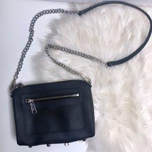 Rebecca Minkoff Avery Black Crossbody Bag